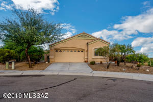 14397 N Bannerstone Court, Marana, AZ 85658