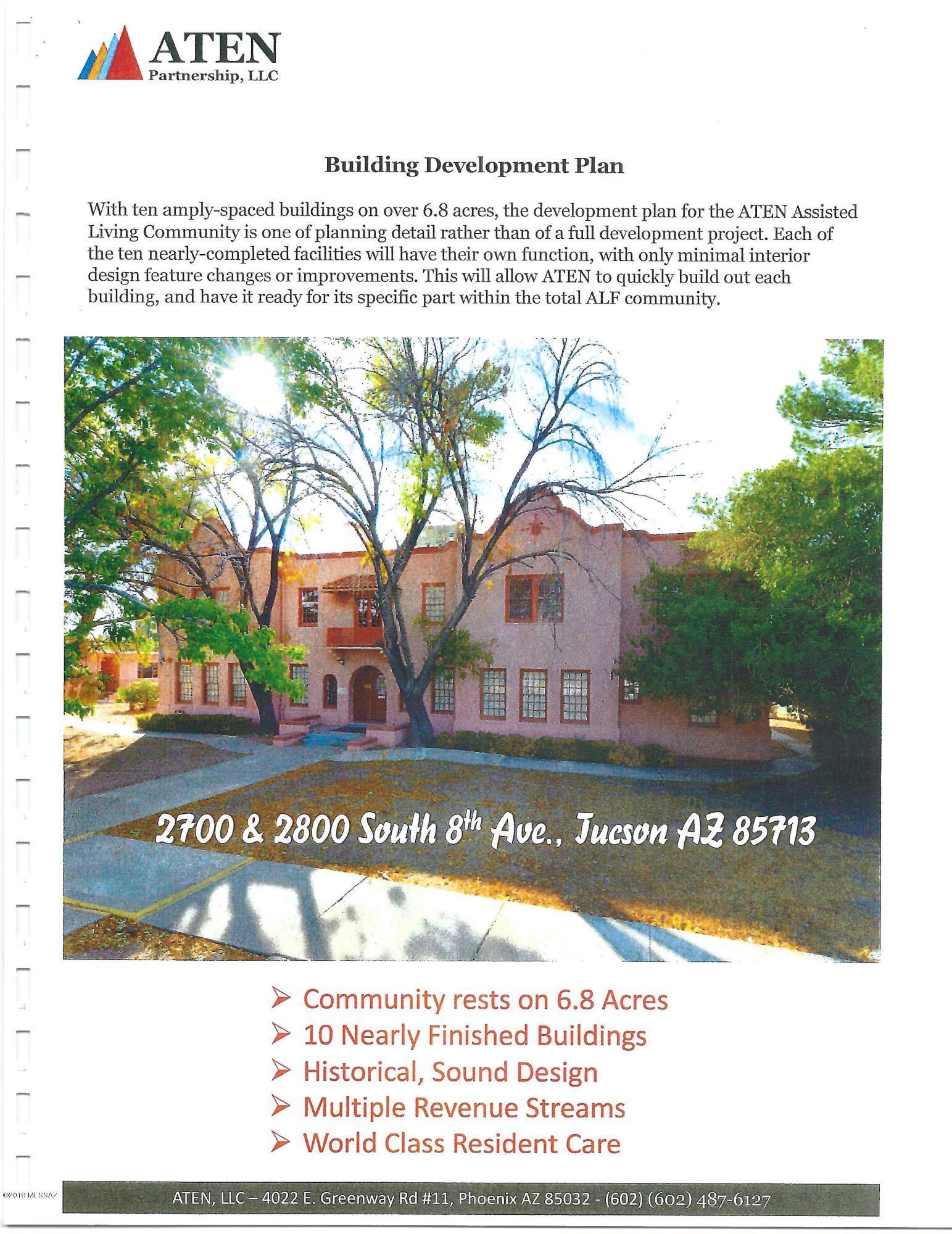 Photo of 2700&2800 S 8th Avenue, Tucson, AZ 85713