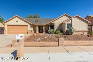 4760 W Snow Leopard Drive, Tucson, AZ 85742