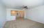 Lots of room for all your toys, media, and more in this loft.