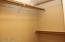 MBR Walk-In Closet