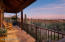 Guest house stunning city light views/sunrises & sunsets from the tiled front porch