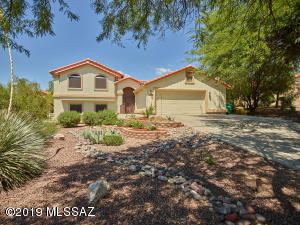 3747 N Sabino Ridge Place, Tucson, AZ 85750