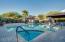 Community pool, spa and ramada