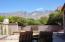Catalina Mountain views!