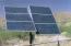 1 of 2 solar panels