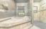 Master Bathroom Tub and Shower