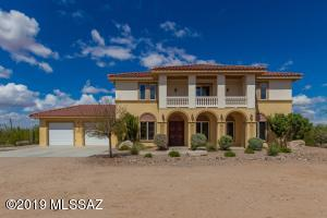 5325 N Sandario Road, Tucson, AZ 85743
