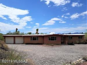 622 E Mountain Sunrise Place, Tucson, AZ 85704