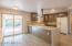 Onyx countertops, new cabinets, flooring, vent hood, dishwasher, tile backsplash etc.
