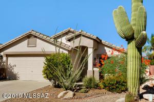 12687 N Blue Sage Drive, Marana, AZ 85658