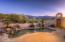 Charming Patio Door to Pool Area