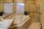 Master Bath with Jacuzzi Tub