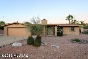 4520 N Rocky Creek Circle, Tucson, AZ 85750