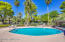 Community features a sparkling pool, walking path and beautiful desert gardens.