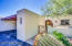 Townhome is Classic Stucco Pueblo Style.
