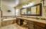 Stunning Master Bathroom!