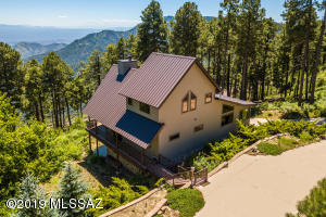 12935 N Upper Loma Linda Road, Mt. Lemmon, AZ 85619