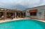 Pool view toward home