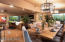 Fabulous dining area - great for entertaining