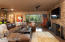 Skillfully designed great room & finishes