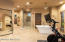 Master Bath/Spa - with full laundry room, tub, shower, his/her closets & more