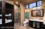 Guest house spa-like bathroom