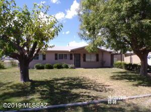 134 N Cochise Avenue, Willcox, AZ 85643