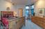 BEDROOM #2 ON MAIN FLOOR W/ENSUITE BATH & WALK-IN CLOSET