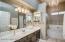 Large Tub Shower combo