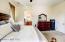 Master Bedroom from Slider toward Master Bath