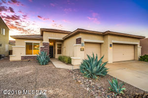 9319 N Indian Summer Drive, Tucson, AZ 85743