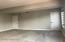 Guest quarters-Bathroom on right hand side door, walk in closet on left