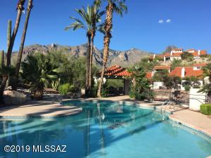 & spa...A resort feel surrounded by the magic of the desert & the Catalina Mtns!