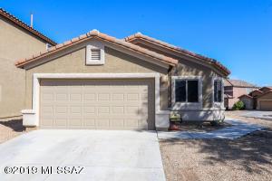 941 E Ashburn Mountain Drive, Sahuarita, AZ 85629