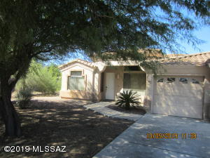 5931 N Killdeer Drive, Tucson, AZ 85743