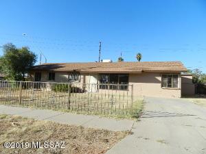6035 E Fordham Drive, Tucson, AZ 85710