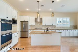 All Stainless Steel Appliances and Double Oven