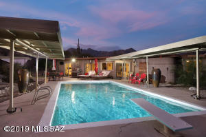 4641 N Rockcliff Road, Tucson, AZ 85750