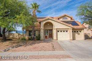 11645 N Dragoon Springs Drive, Tucson, AZ 85737