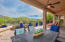 Private Rear Patio w/ spectacular views!