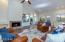 Great Room w/ 18' Ceilings