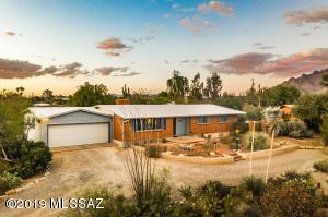5601 N Maria Drive, Tucson, AZ 85704