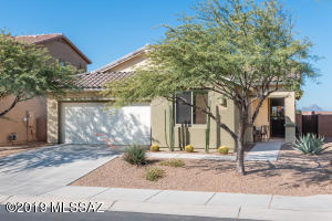Welcome Home! Beautiful home inside and out! Easy care front landscaping and newer exterior paint.
