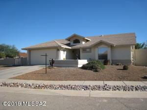 8215 S Placita Del Barquero, Tucson, AZ 85747
