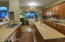 Well laid out design and kitchen amenities make for easy food preparation.