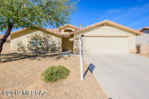 6602 W Cedar Branch Way, Tucson, AZ 85757