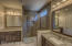 Granite Counters, Kohler Under-mount Sinks and Faucets