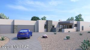 6071 N Vista Valverde #4, Tucson, AZ 85718