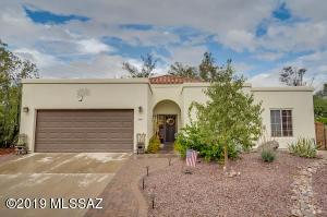 10375 N Fox Croft Lane, Tucson, AZ 85737